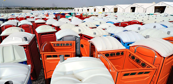 Champion Portable Toilets in Statesville,  NC